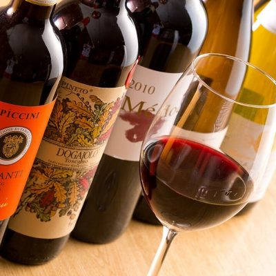 大崎にある20種類以上のワインが楽しめる『グリルハーベスター』