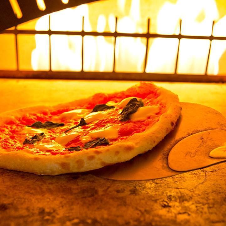 大崎でピザやグリル料理が堪能できる【グリルハーベスター】